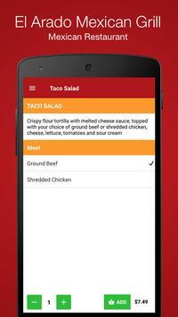 El Arado Mexican Grill apk screenshot