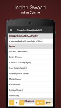 Indian Swaad apk screenshot
