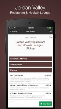 Jordan Valley Restaurant apk screenshot