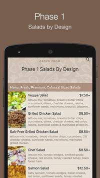 Phase 1 Salads By Design apk screenshot