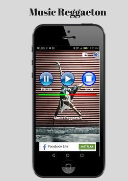 Music Reggaeton,free reggaeton music screenshot 3