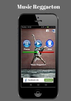 Music Reggaeton,free reggaeton music screenshot 2
