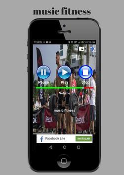 music fitness,music runner screenshot 3