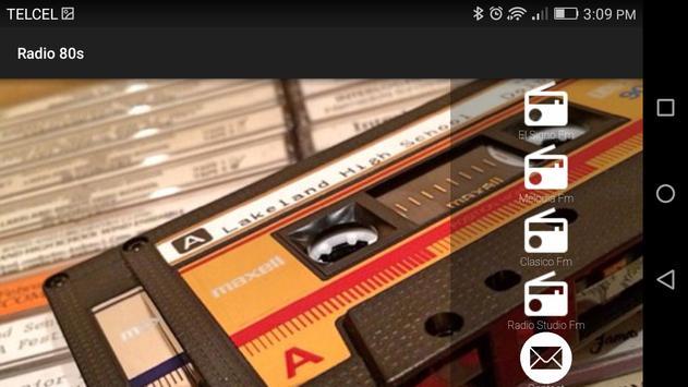Radio 80s hits screenshot 2