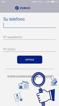 ZURICH Peritación Digital Basic poster