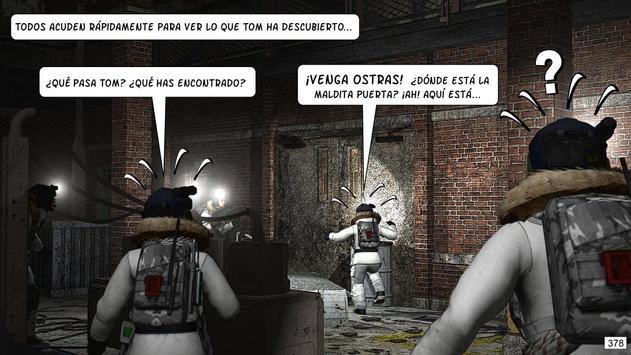 El Eslabón Perdido apk screenshot