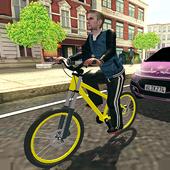 Bicycle Racing icon