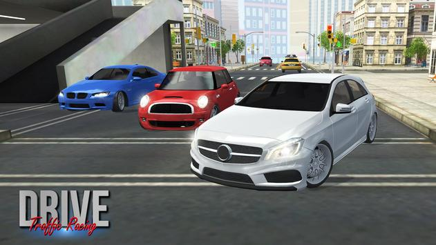 Drive Traffic Racing poster