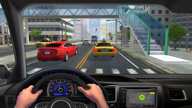 Drive Traffic Racing screenshot 1