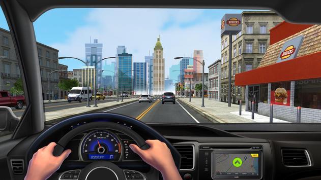 Drive Traffic Racing screenshot 3