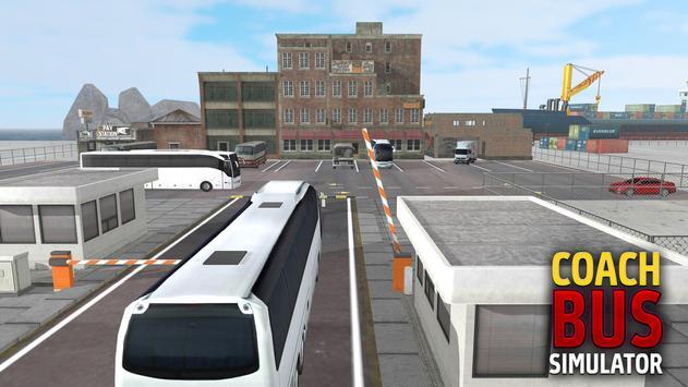 Coach Bus Simulator 2017 poster