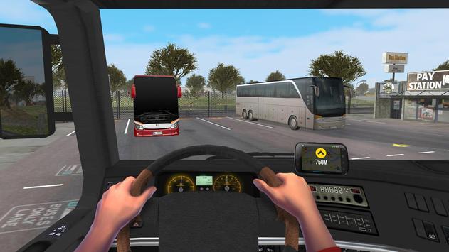 Şehirler Arası Otobüs Sürme Ekran Görüntüsü 7