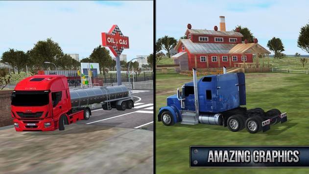 Truck Simulator 2017 screenshot 4