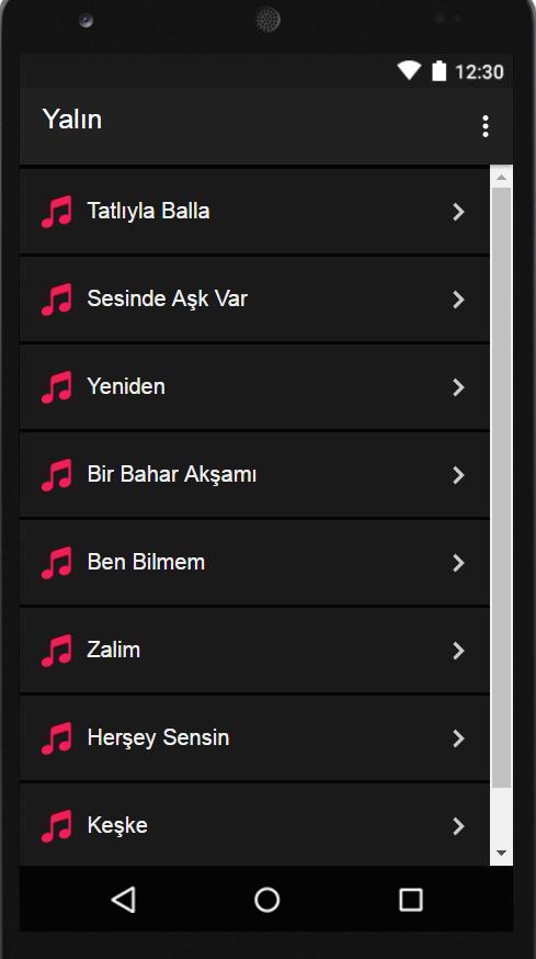 Yalin Tatliyla Balla Mp3 For Android Apk Download