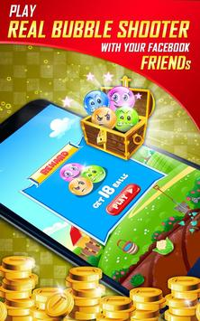 Angry Pop Bubble Shooter 2017 apk screenshot