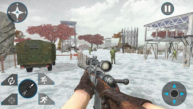 Army Sniper Desert 3D Shooter apk screenshot