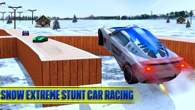 Car Stunt Racing Impossible Track poster