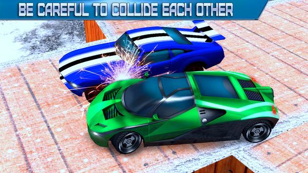 Car Stunt Racing Impossible Track screenshot 11