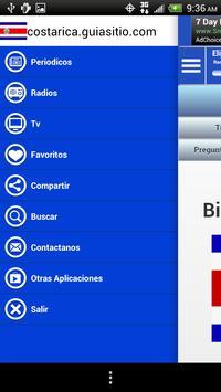 Costa Rican Guide apk screenshot