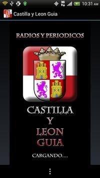 Castilla Leon Guide News Radio poster