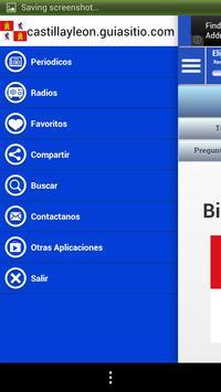 Castilla Leon Guide News Radio screenshot 2