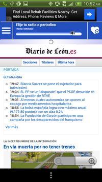 Castilla Leon Guide News Radio screenshot 5