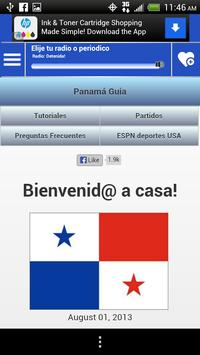 Panama Guide News Papers Radio screenshot 1