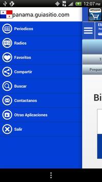 Panama Guide News Papers Radio screenshot 2