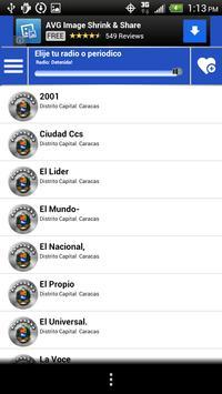 Venezuela Guide Radio n News screenshot 4