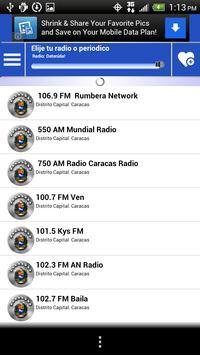 Venezuela Guide Radio n News screenshot 5