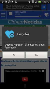 Venezuela Guide Radio n News screenshot 6
