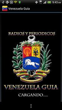 Venezuela Guide Radio n News poster