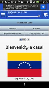 Venezuela Guide Radio n News screenshot 1