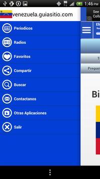 Venezuela Guide Radio n News screenshot 2