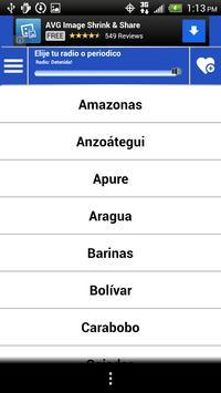Venezuela Guide Radio n News screenshot 3