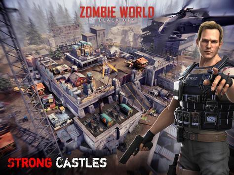 Zombie World SLG 3D : last day of survival captura de pantalla 4
