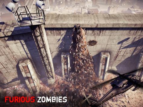Zombie World SLG 3D : last day of survival captura de pantalla 2