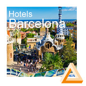 Hotels Barcelona icon
