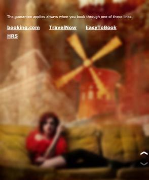Hotels Paris apk screenshot