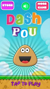 Dash Pou poster