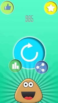 Dash Pou apk screenshot