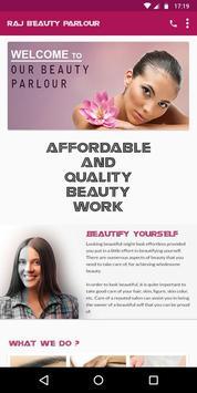 Raj Beauty Parlour poster
