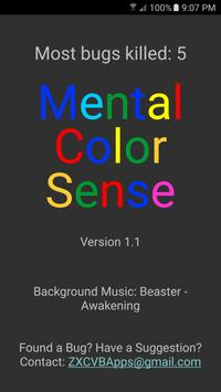 Mental Color Sense apk screenshot