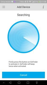 GoFinder screenshot 2