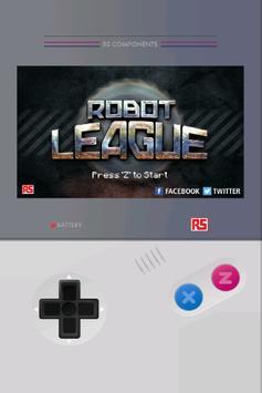 RobotLeague poster