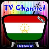 Info TV Channel Tajikistan HD icon