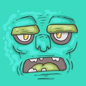 Zombie Drop Ragdoll icon