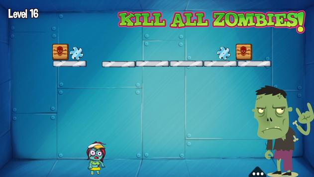 Zombie Drop Ragdoll apk screenshot
