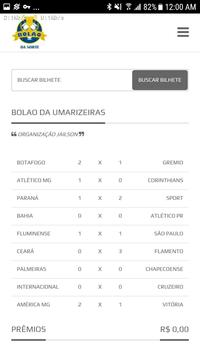 Bolão da Sorte - Maranguape screenshot 1