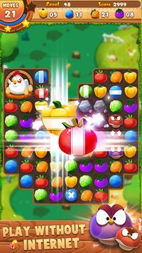 Farm Mania - New Matching Adventure تصوير الشاشة 1